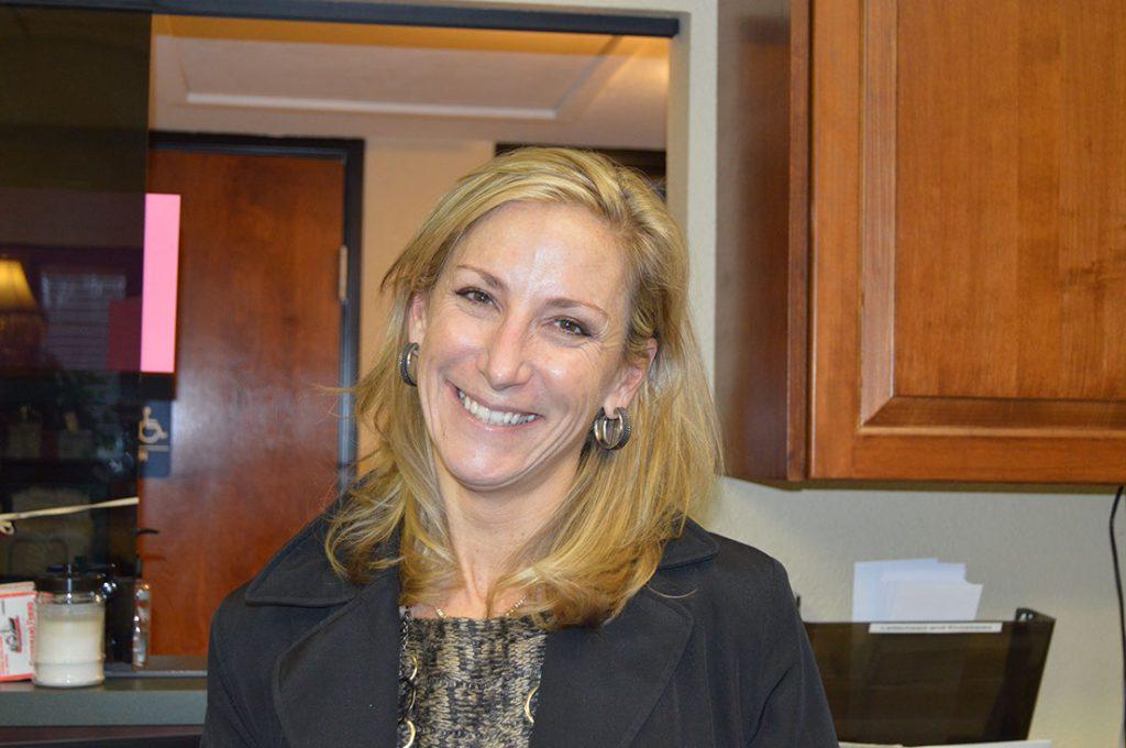 Angela C. Chapman, M.D.